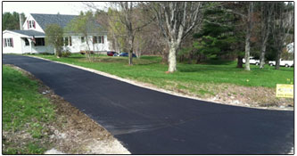 paving company lakes region nh