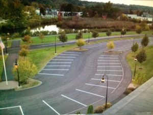 parking lot line striping nh