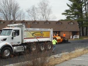 paving contractor concord nh